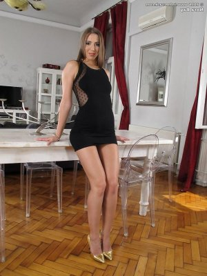 Ghilaine dolls escort in Homburg